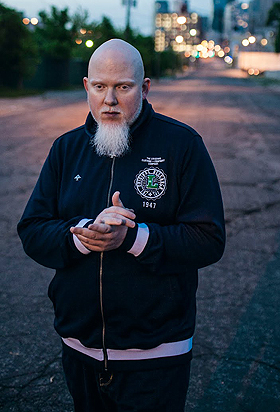 Photo of Brother Ali