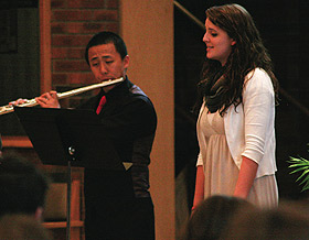 Picture of Kou Lee and Laura Schmidt