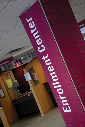 Picture of Enrollment Center